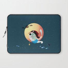 Captain Vermelho Laptop Sleeve