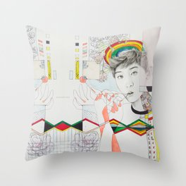 Allegretto PCY Throw Pillow