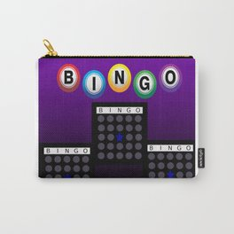Bingo bag  Carry-All Pouch