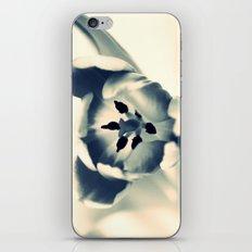 FLOWERS GREETING - CROSS/PROCESS iPhone & iPod Skin