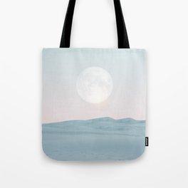 Pastel desert II Tote Bag