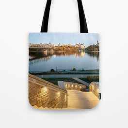 Sunset on Ottawa Tote Bag