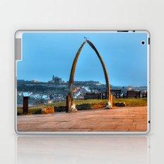 Whitby Whalebone Blue Hour Laptop & iPad Skin