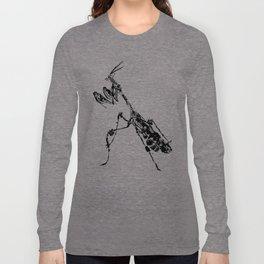 Violin Mantis Long Sleeve T-shirt