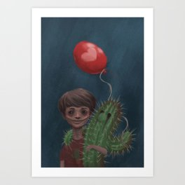 Bestfriend Art Print