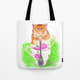 Cup of Tea? Tote Bag