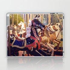 Paris Carousel Laptop & iPad Skin