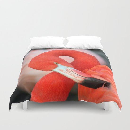 Flamingo20150301 Duvet Cover