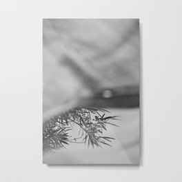 Less and less Metal Print