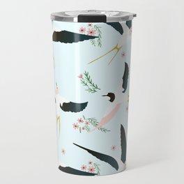 Birds #society6 #decor #buyart Travel Mug