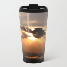 Sunset1 Metal Travel Mug