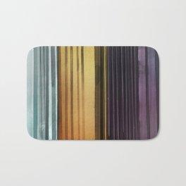 Amanda Wants Stripes Bath Mat