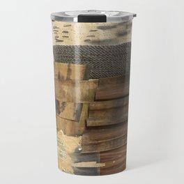 Ga Be series: Innerwork (Cambria) #materialstudy (2018) Travel Mug