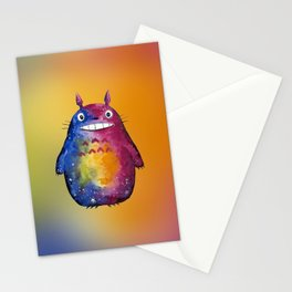 Cosmic Forest Sprite Neighbor Stationery Cards
