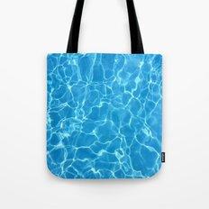 Sea Water Tote Bag