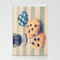 cookies Stationery Cards featuring Cookies by La Parisienne