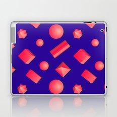 Colorful pattern of geometric shapes. Laptop & iPad Skin