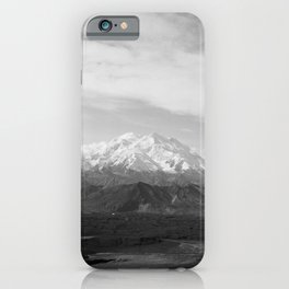 Mt McKinley iPhone Case