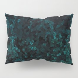Stone Turquoise pattern Pillow Sham