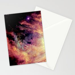 neBUla Colorful Warmth Stationery Cards