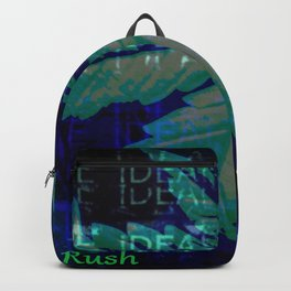 the GreenRush Collection - BlueDream Backpack