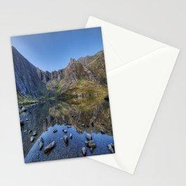 Idwal Sunrise Stationery Cards