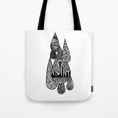 Tears for Seattle Tote Bag