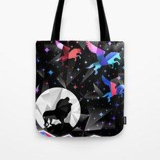 Magical Pegasus Tote Bag