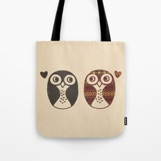 Opposites Attract Tote Bag