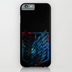 Wings Of Justice: Galaxy Slim Case iPhone 6s