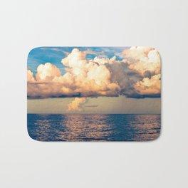 Heavenly Clouds Bath Mat