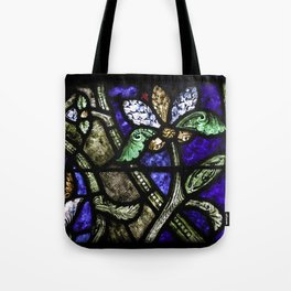 St. Denis Stained Glass 1 Tote Bag