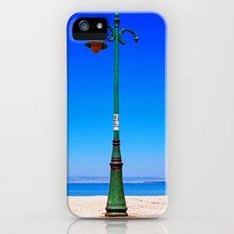 Peraia lamppost iPhone Case