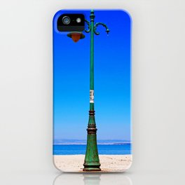 Peraia lamppost iPhone Case