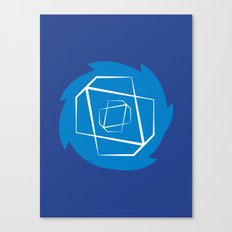 Sonic-Dash Canvas Print