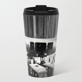 Evacuation from the Tall Trees Travel Mug