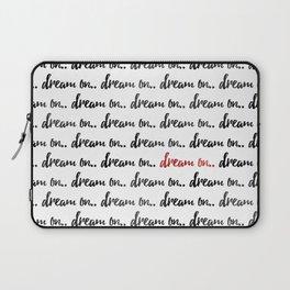 Dream On Laptop Sleeve