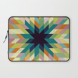 Winter Lights Laptop Sleeve