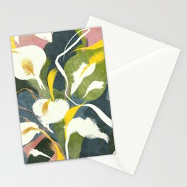 Arum Lily Stationery Cards