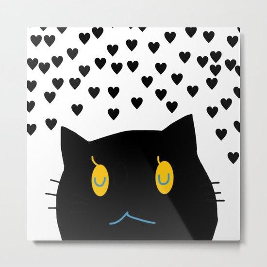 cat-354 Metal Print