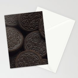 Chocolate Cookies Stationery Cards