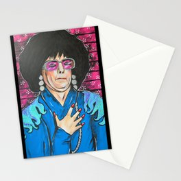 SNL Mike Meyers as Linda Richman Stationery Cards