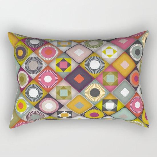 parava diagonal Rectangular Pillow