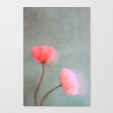 pavot Canvas Print