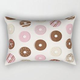 DonuTexture Rectangular Pillow