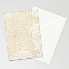 PALM LINEN Stationery Cards