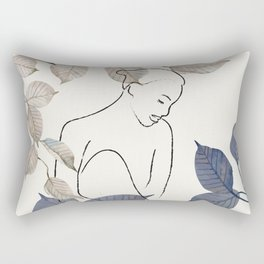Peace in the Shade 03 Rectangular Pillow