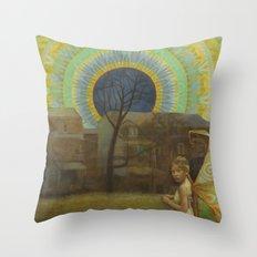 Apophenia Throw Pillow