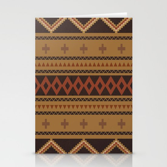 Navajo Pattern Stationery Cards