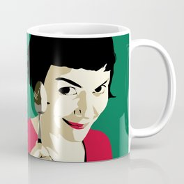 Cracking Creme Brulee with a teaspoon Coffee Mug